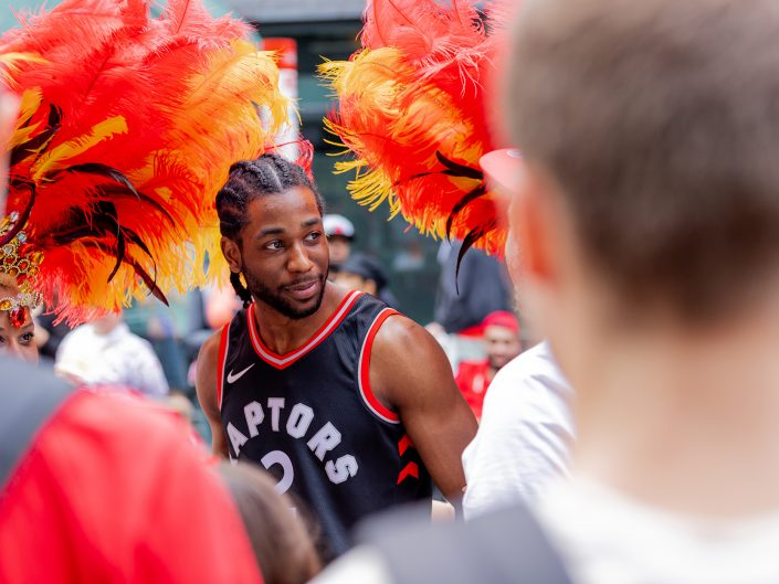 Toronto Raptors Championship Parade