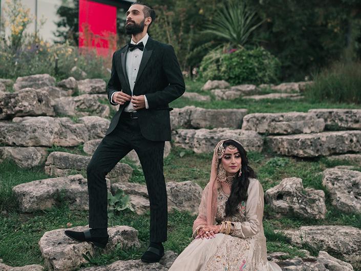 Marya & Saif